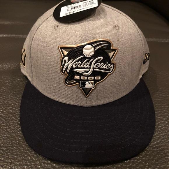 a70a7e41def New Era New York Yankees 2000 World Series Hat